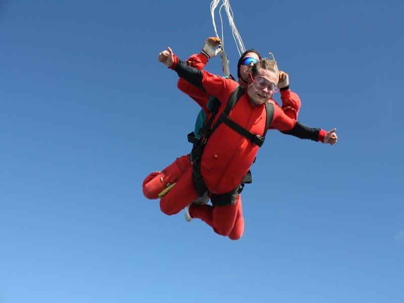 Fallschirm Tandemsprung Stadtlohn Geschenke Und