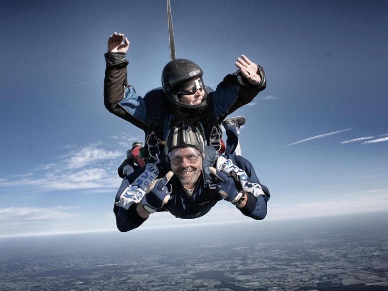 Fallschirm Tandemsprung Grefrath Geschenke Und