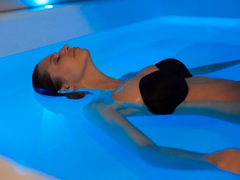 Floating und Massage 1